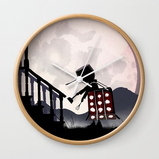 Dalek Kid Wall Clock