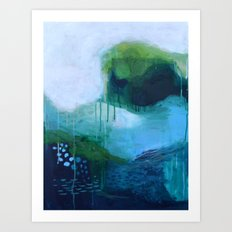 Mists No. 1 Art Print