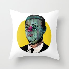 Businessman Throw Pillow