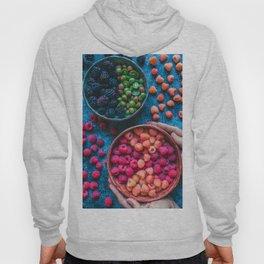 Berry Life Hoody