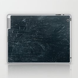 Wooden Dark Laptop & iPad Skin