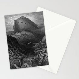Dove Sent Forth from the Ark - Dore Stationery Cards