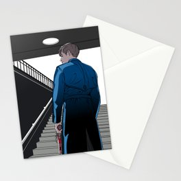 Time to revenge Stationery Cards