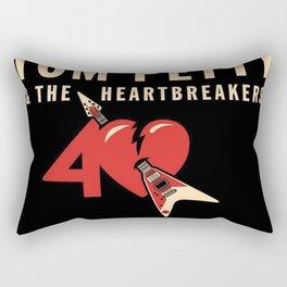 tom petty tour 2020 atin10 Rectangular Pillow