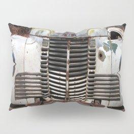 International Truck Grill, Truck Grill, Old Truck Pillow Sham