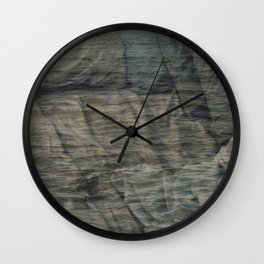 Bed Water Wall Clock