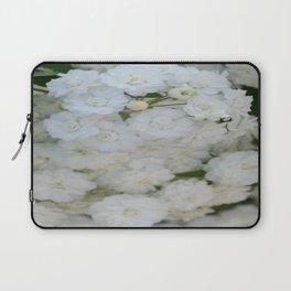 Deutzia Pure and Simple Laptop Sleeve