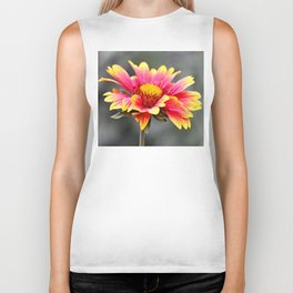 Sun in Bloom Biker Tank