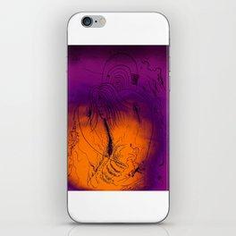 Spiderwebs iPhone Skin