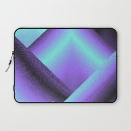 purple and blue mountains Laptop Sleeve