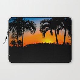 Sunset in Nassau Laptop Sleeve