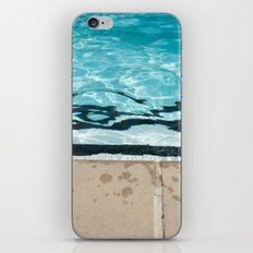 Jump Off The Ledge iPhone & iPod Skin