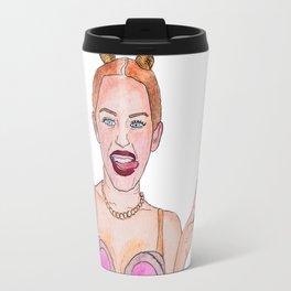 Miley Cyrus Travel Mug