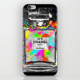 No 5 Rainbow Colors iPhone Skin
