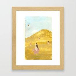 mommy issues Framed Art Print