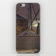 Grain Storage iPhone & iPod Skin