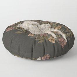 Lamb Floor Pillow