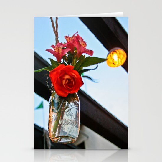 Outdoor Decor Stationery Cards