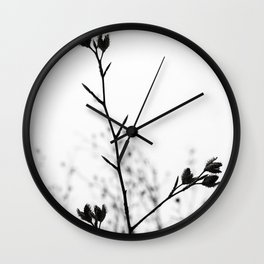 Atrophy Wall Clock