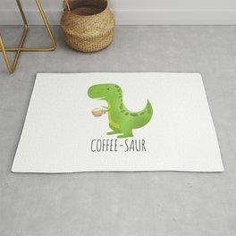Coffee-saur Rug