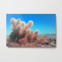 Colorful Desert Metal Print