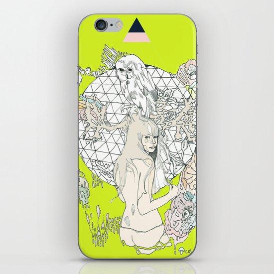 für owl  iPhone & iPod Skin