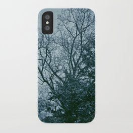 That Cold Feeling iPhone Case