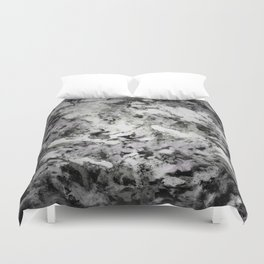 The absent fox Duvet Cover