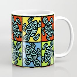 Pop Turtles Coffee Mug