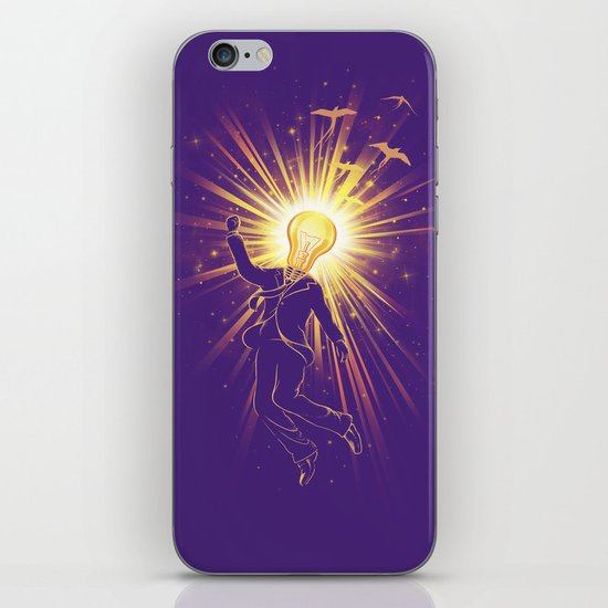 Eureka iPhone & iPod Skin
