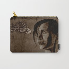 MOMENTO MORI Carry-All Pouch