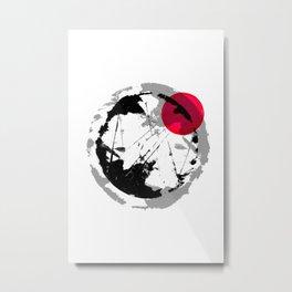 'UNTITLED #10' Metal Print