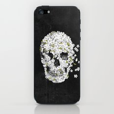 A Beautiful Death - mono iPhone & iPod Skin