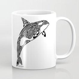 Tribal Orca Coffee Mug