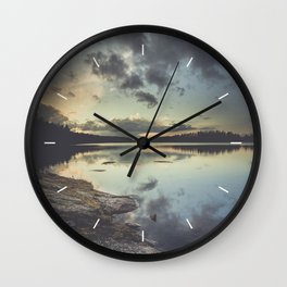 I see the love in you Wall Clock