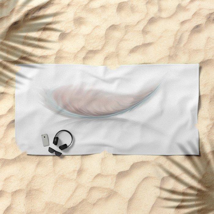 Lightness Beach Towel