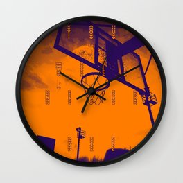 you will never die Wall Clock