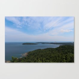 Sugarloaf Mountain 1 Canvas Print