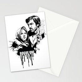 Fandom In Ink » Rogue One Stationery Cards