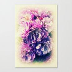 Flora Extravaganza Canvas Print