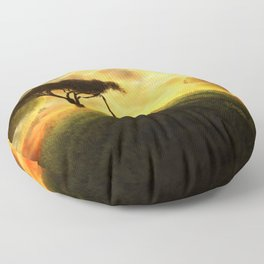 AFRICA Floor Pillow