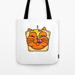 Honey&Toast Puss Tote Bag