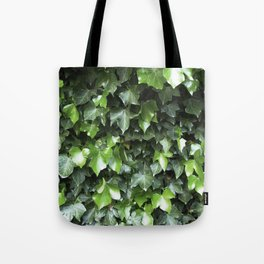Evergreen Ivy Tote Bag