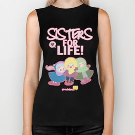 Sisters for Life Insya-Allah Biker Tank