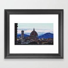 Florence #1 Framed Art Print