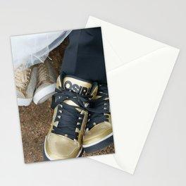 Hitched Kicks Stationery Cards