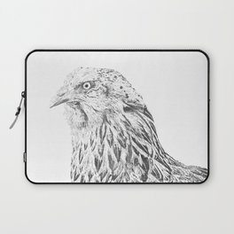 she's a beauty drawing Laptop Sleeve