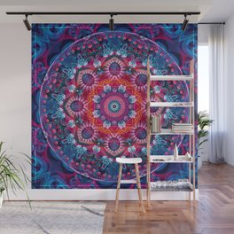 Mandalas from the Depth of Love 31 Wall Mural