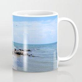 Ocracoke Island Springers Point Coffee Mug