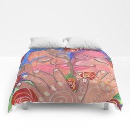 Love's bloom Comforters
